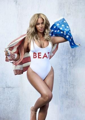 Beyonce - BEAT Magazine (Winter 2015)