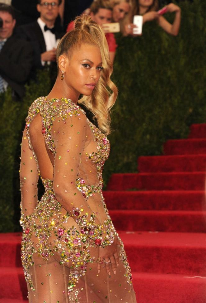Beyonce: MET Gala 2015 -02