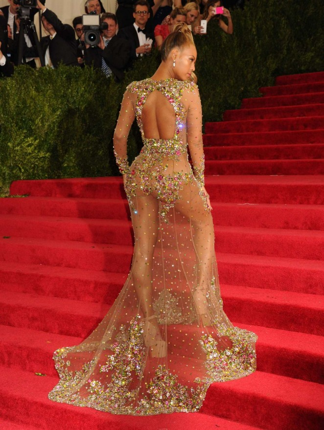 Met Galas best and worst dressed with Beyonce, Kim