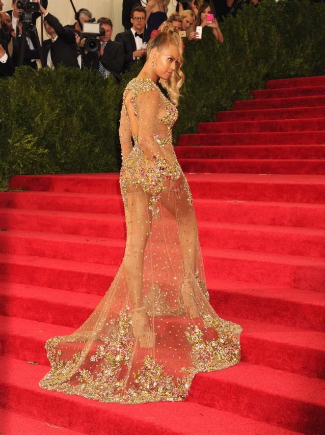 Beyonce: MET Gala 2015 -04