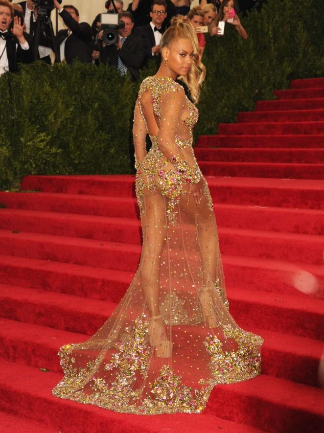 Beyonce: MET Gala 2015 -26
