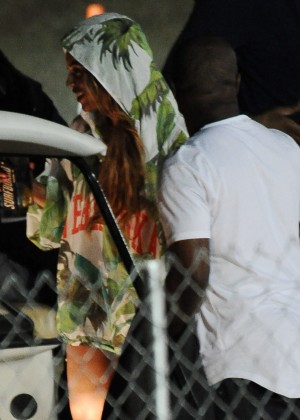 Beyonce - Coachella Valley Music and Arts Festival Weekend 2 in Indio