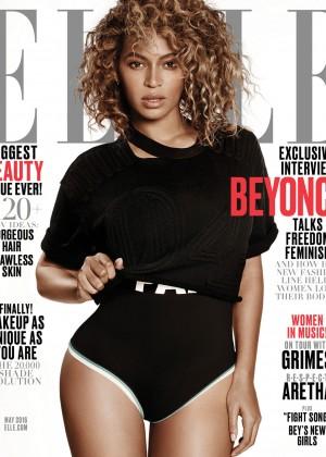 Beyonce - ELLE Magazine (April 2016)