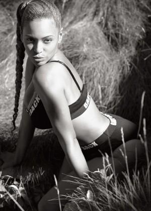 Beyonce: Flaunt Magazine 2015 -06
