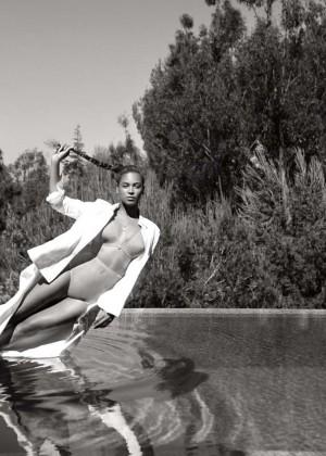 Beyonce: Flaunt Magazine 2015 -08