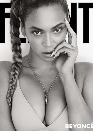 Beyonce: Flaunt Magazine 2015 -09