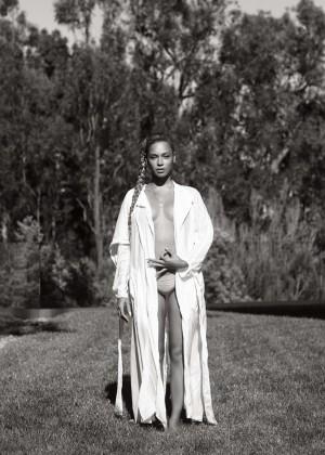 Beyonce: Flaunt Magazine 2015 -10