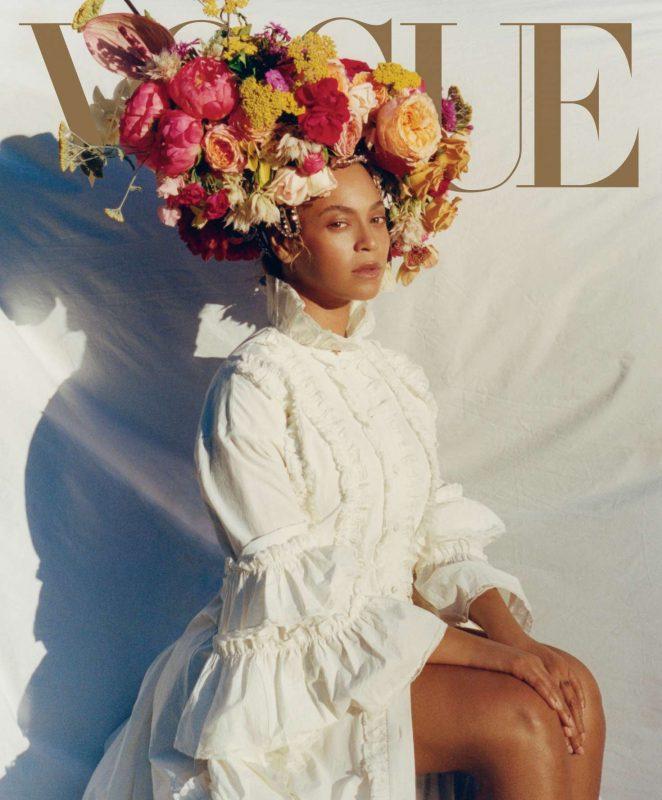 Beyonce 2018 : Beyonce for Vogue Magazine 2018 -03