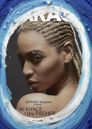 Beyonce - Garage Magazine Issue No. 10 2016