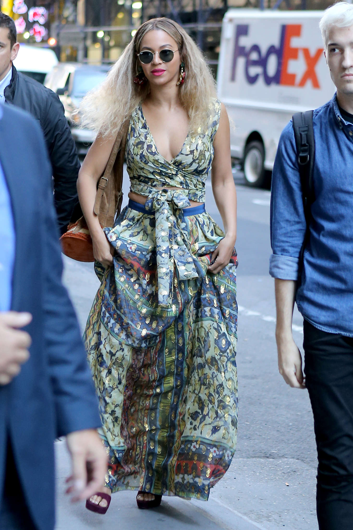 Beyonce summer dresses - Best Dressed