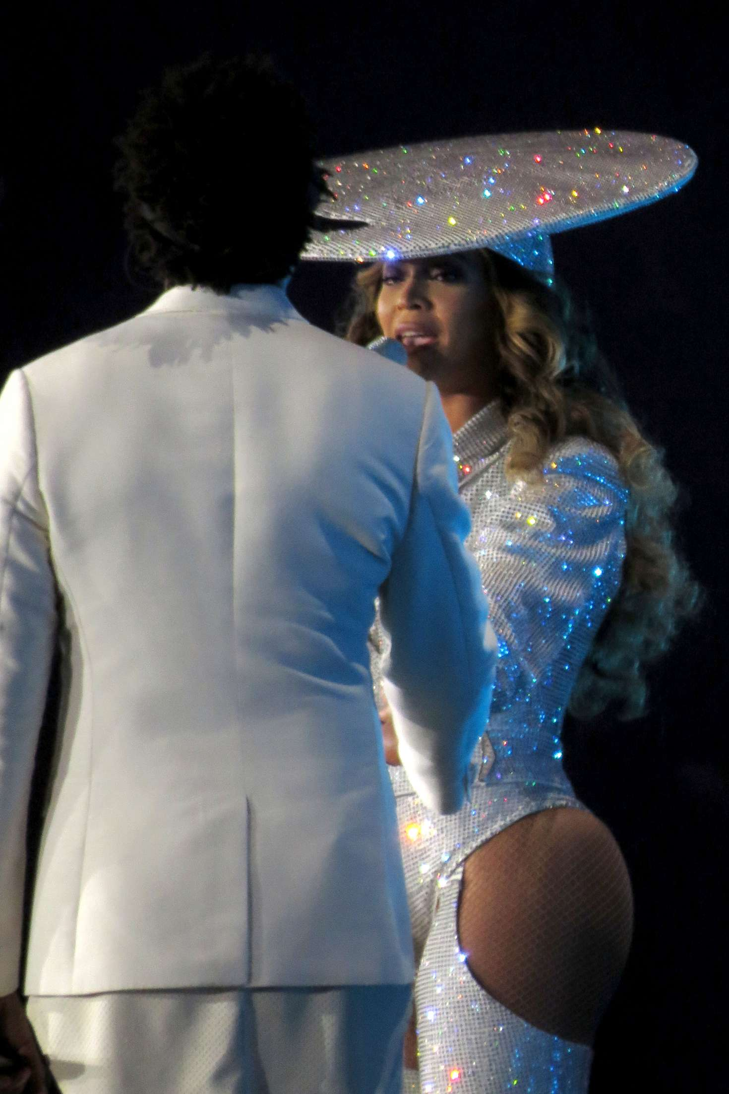 Beyonce 2018 : Beyonce: On The Run II Tour in Vancouver -03