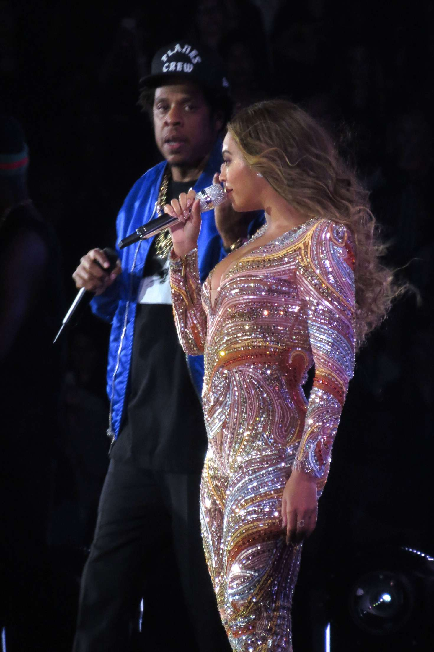 Beyonce 2018 : Beyonce: On The Run II Tour in Vancouver -08