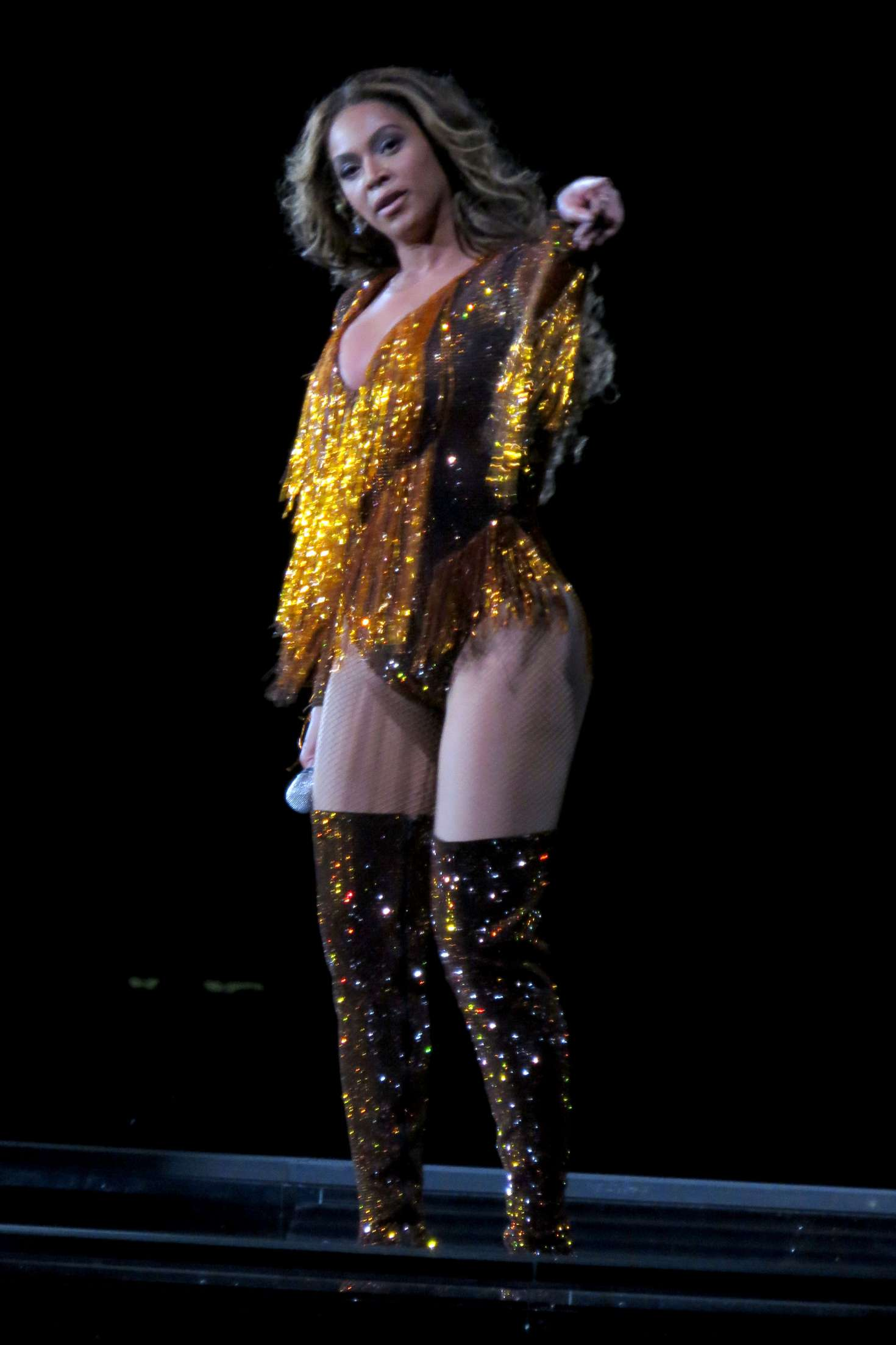 Beyonce 2018 : Beyonce: On The Run II Tour in Vancouver -12