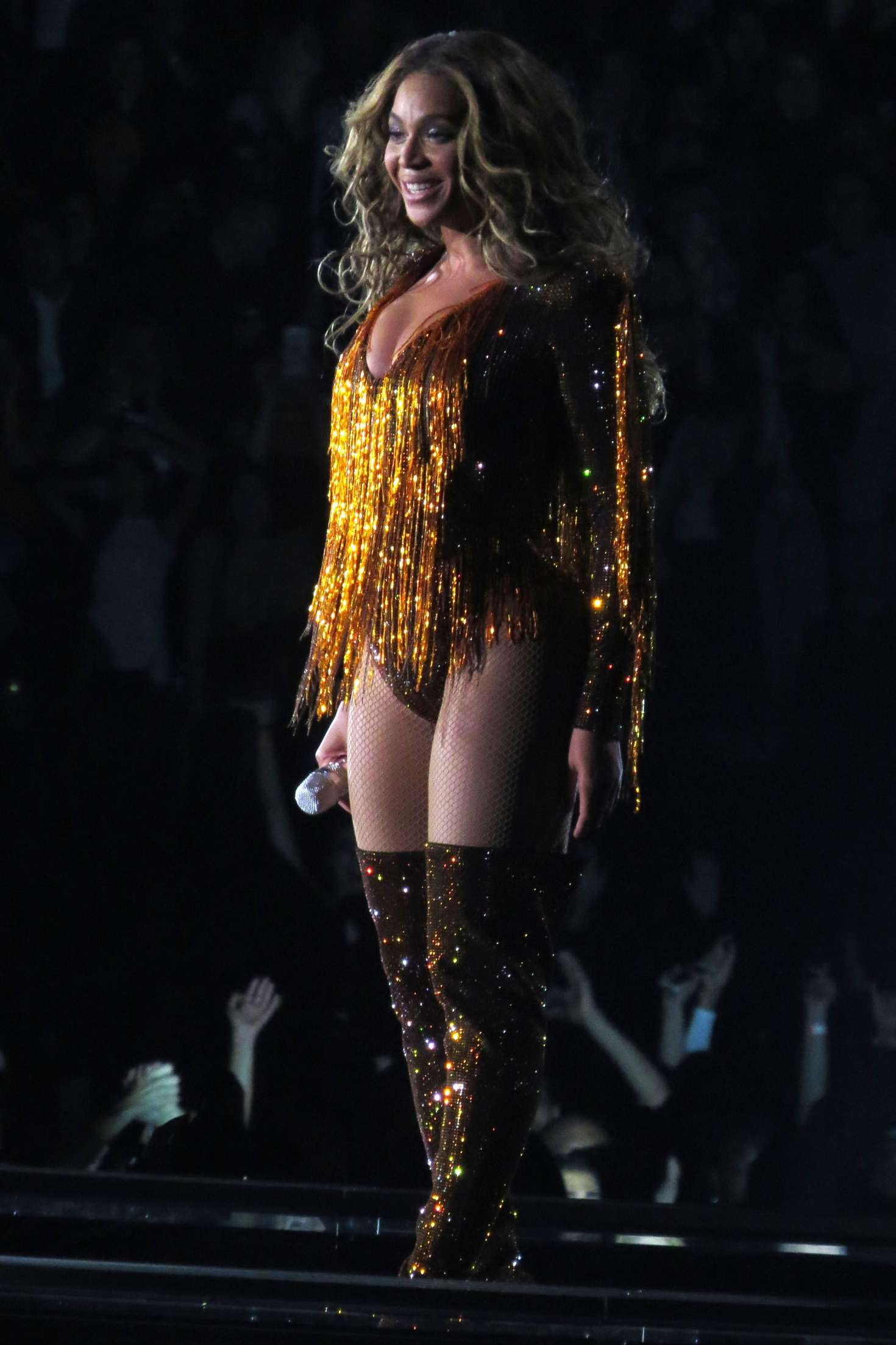 Beyonce - On The Run II Tour in Vancouver