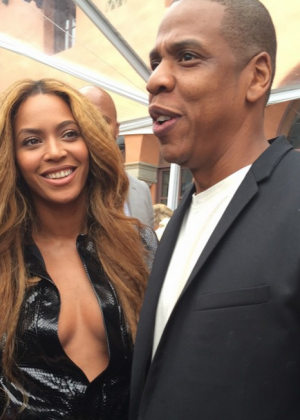 Beyonce - Roc Nation Pre-GRAMMY Brunch in Beverly Hills
