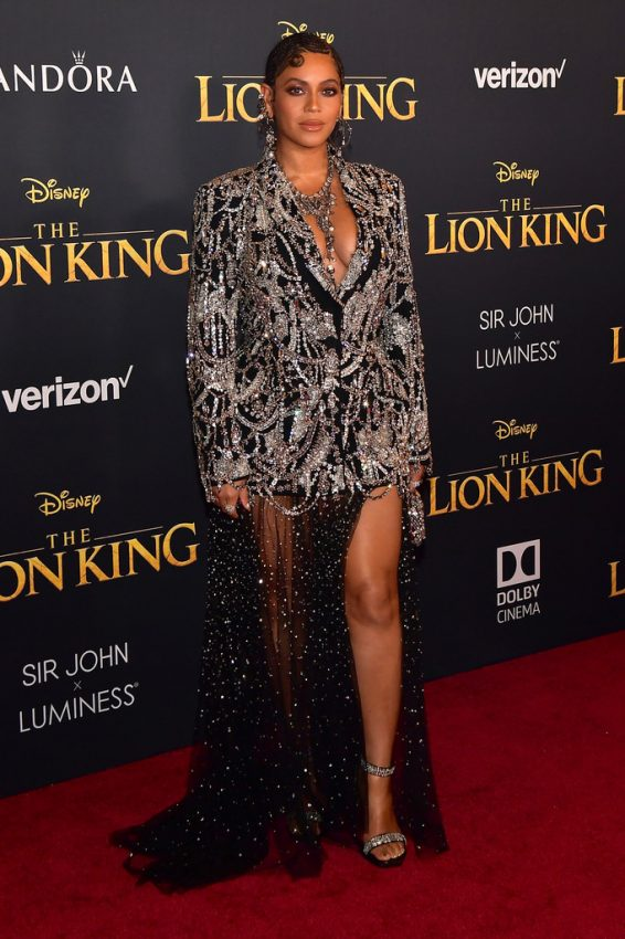 Beyonce 2019 : Beyonce – The Lion King premiere in Hollywood-06
