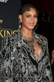 Beyonce - The Lion King premiere in Hollywood