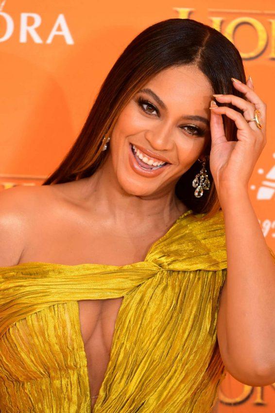 Beyonce 2019 : Beyonce – The Lion King UK Premiere-02