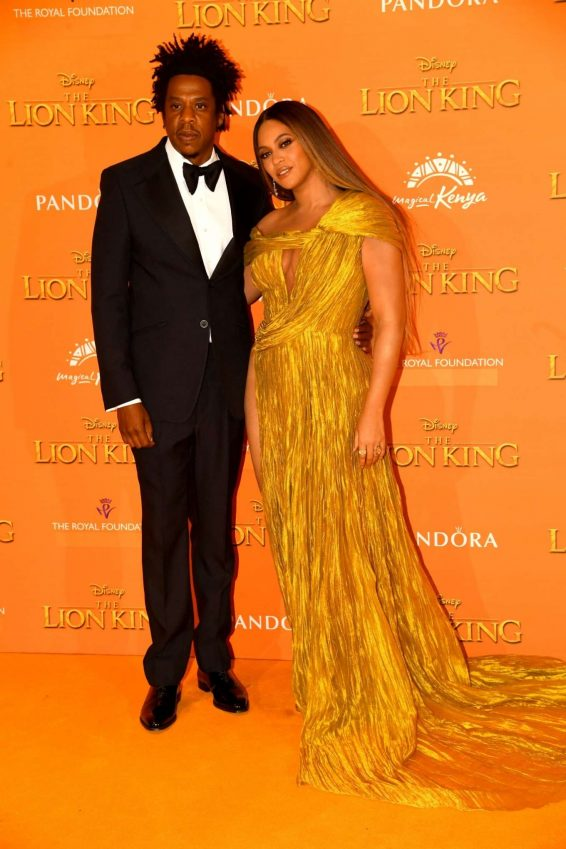 Beyonce 2019 : Beyonce – The Lion King UK Premiere-08
