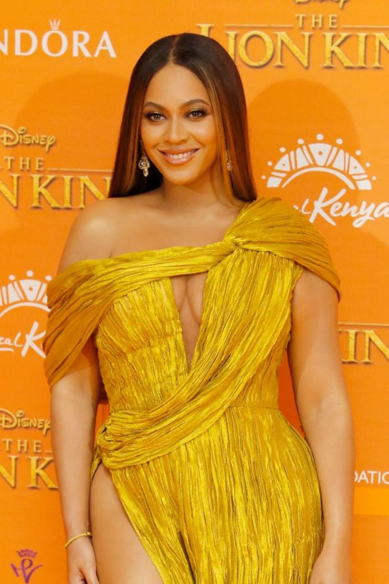 Beyonce - 'The Lion King' Premiere in London
