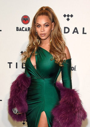 Beyonce - Tidal Event in NYC