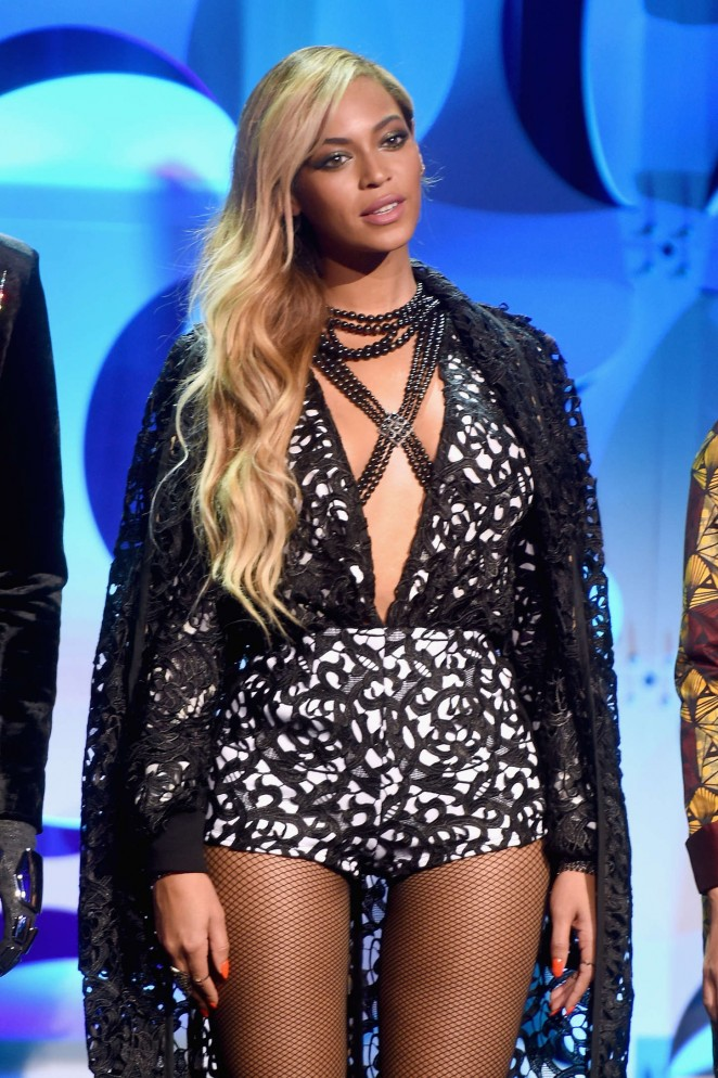 Beyonce – Tidal Launch Event #TIDALforALL in New York