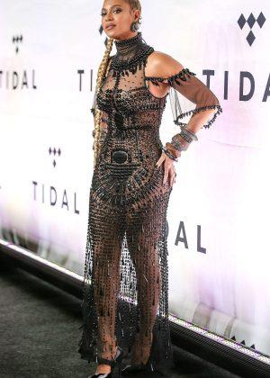 Beyonce: Tidal X 10 15 Concert -09