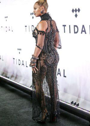 Beyonce: Tidal X 10 15 Concert -14