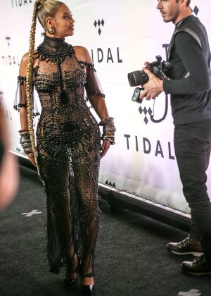 Beyonce: Tidal X 10 15 Concert -17