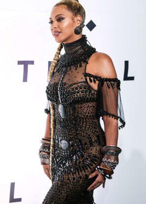 Beyonce - 'Tidal X 10/15' Concert in Brooklyn