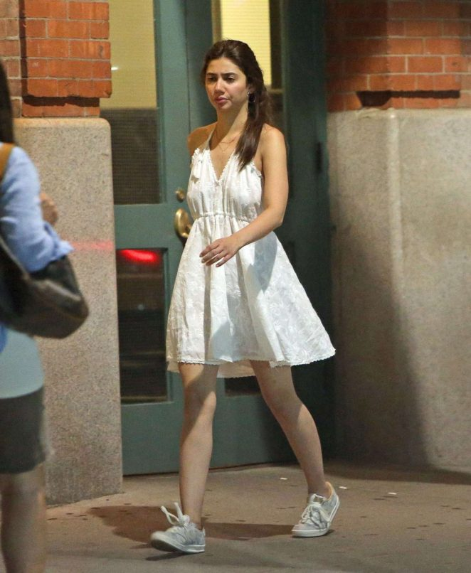 Bharti Malhotra - Leaves Her Hotel in NYC