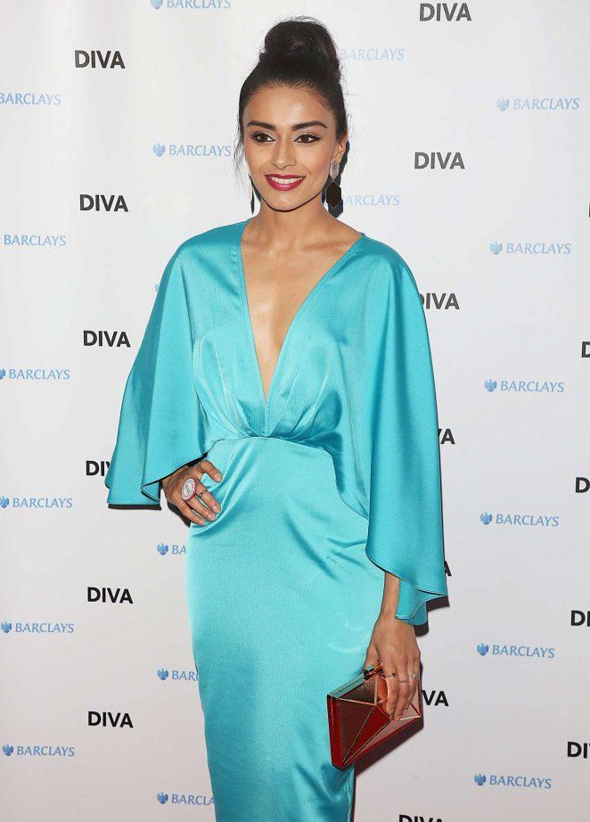 Bhavna Limbachia - DIVA Magazine Awards in London