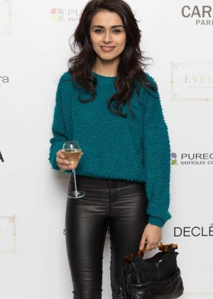 Bhavna Limbachia - Evelyn House of Hair and Beauty VIP Night Party in Manchester
