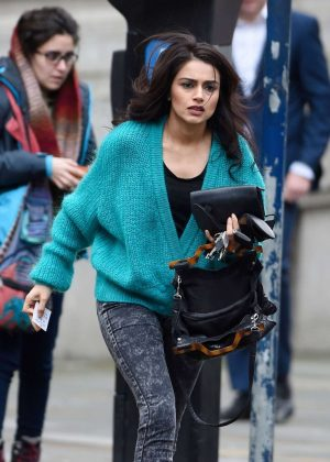 Bhavna Limbachia out in Manchester