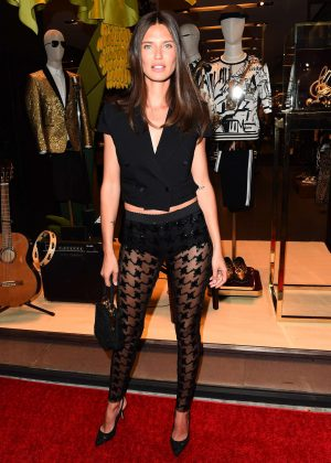 Bianca Balti at Dolce and Gabbana Store Party in Los Angeles