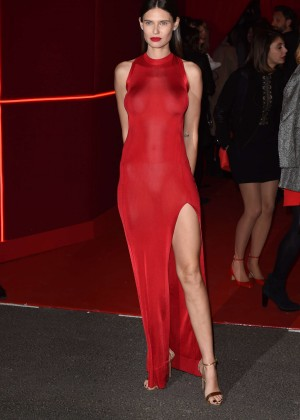 Bianca Balti - Attends at L'Oreal Red Obsession Party 2016 in Paris