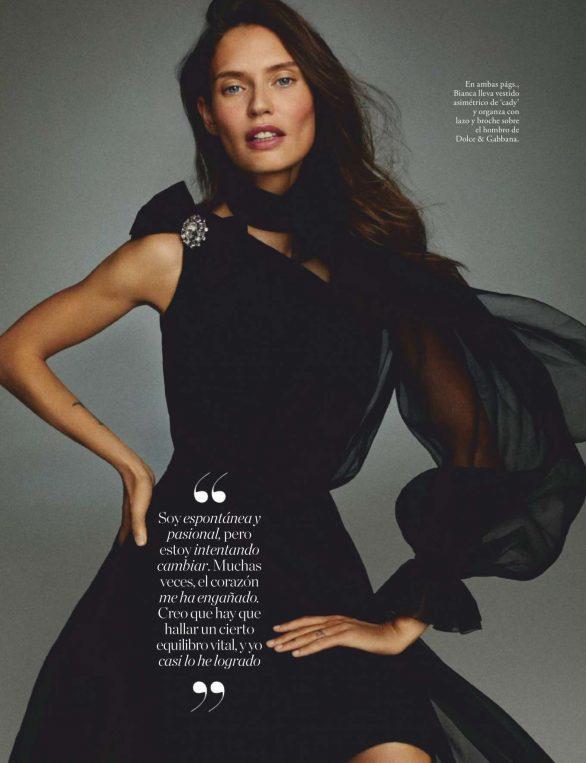 Bianca Balti - Elle Espana Magazine (January 2020)
