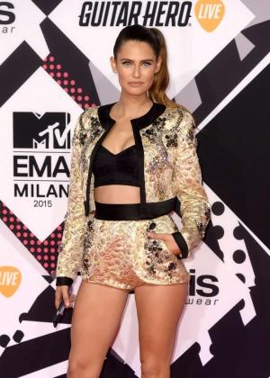 Bianca Balti - 2015 MTV European Music Awards in Milan