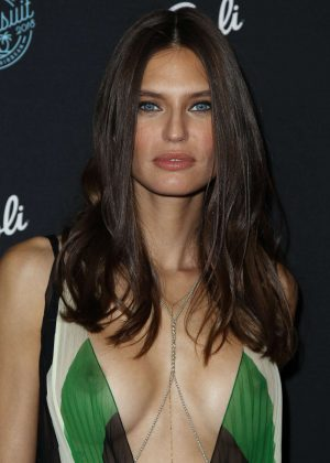 Bianca Balti - Sports Illustrated Swimsuit 2018 Launch Event in NY