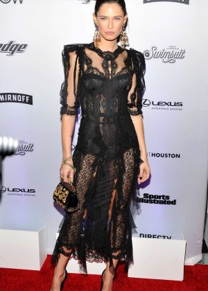 Bianca Balti - Sports Illustrated Swimsuit Edition Launch Event in NY