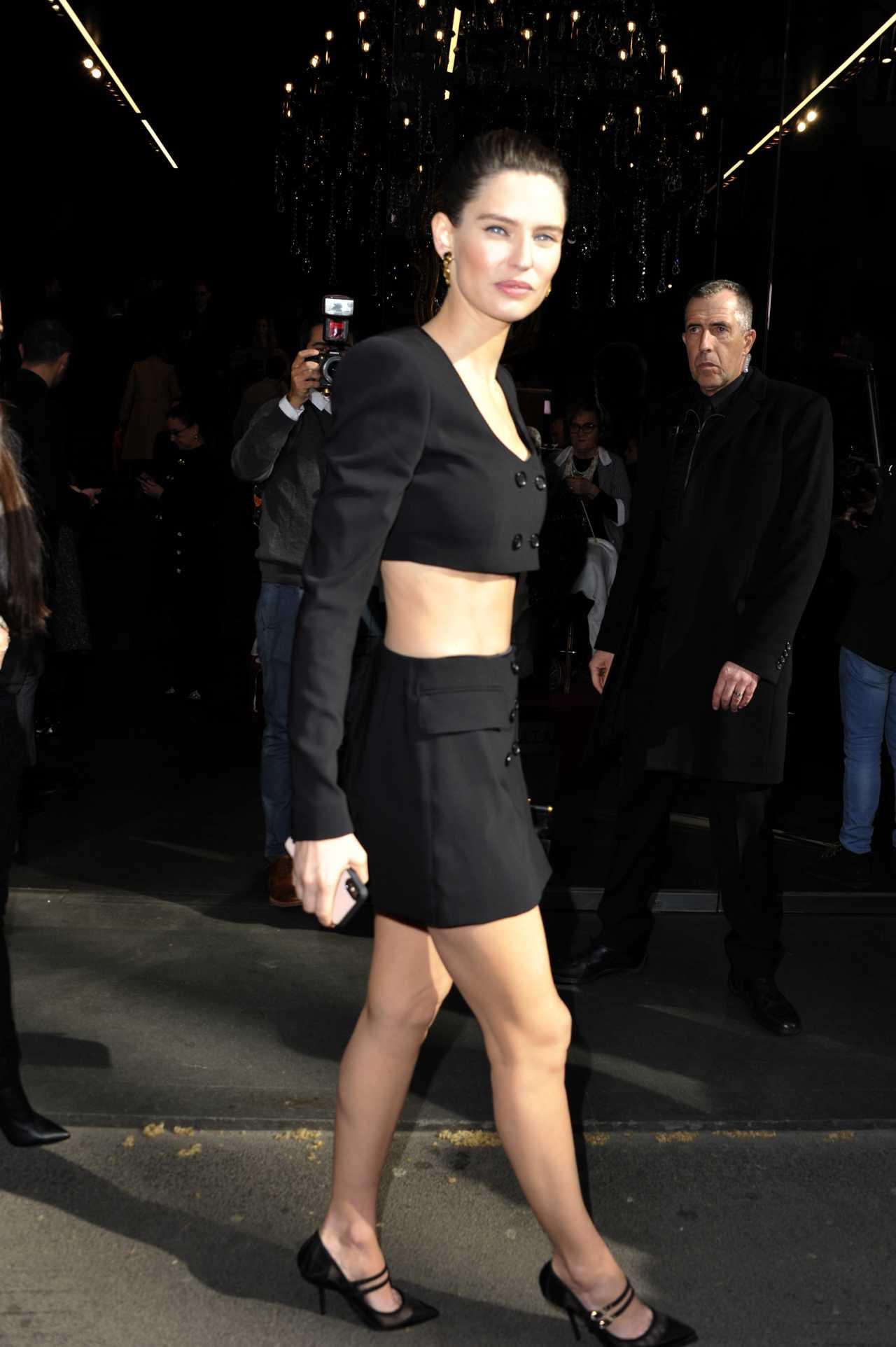 Bianca Balti 2020 : Bianca Balti – Spotted during Milan Fashion Week-03