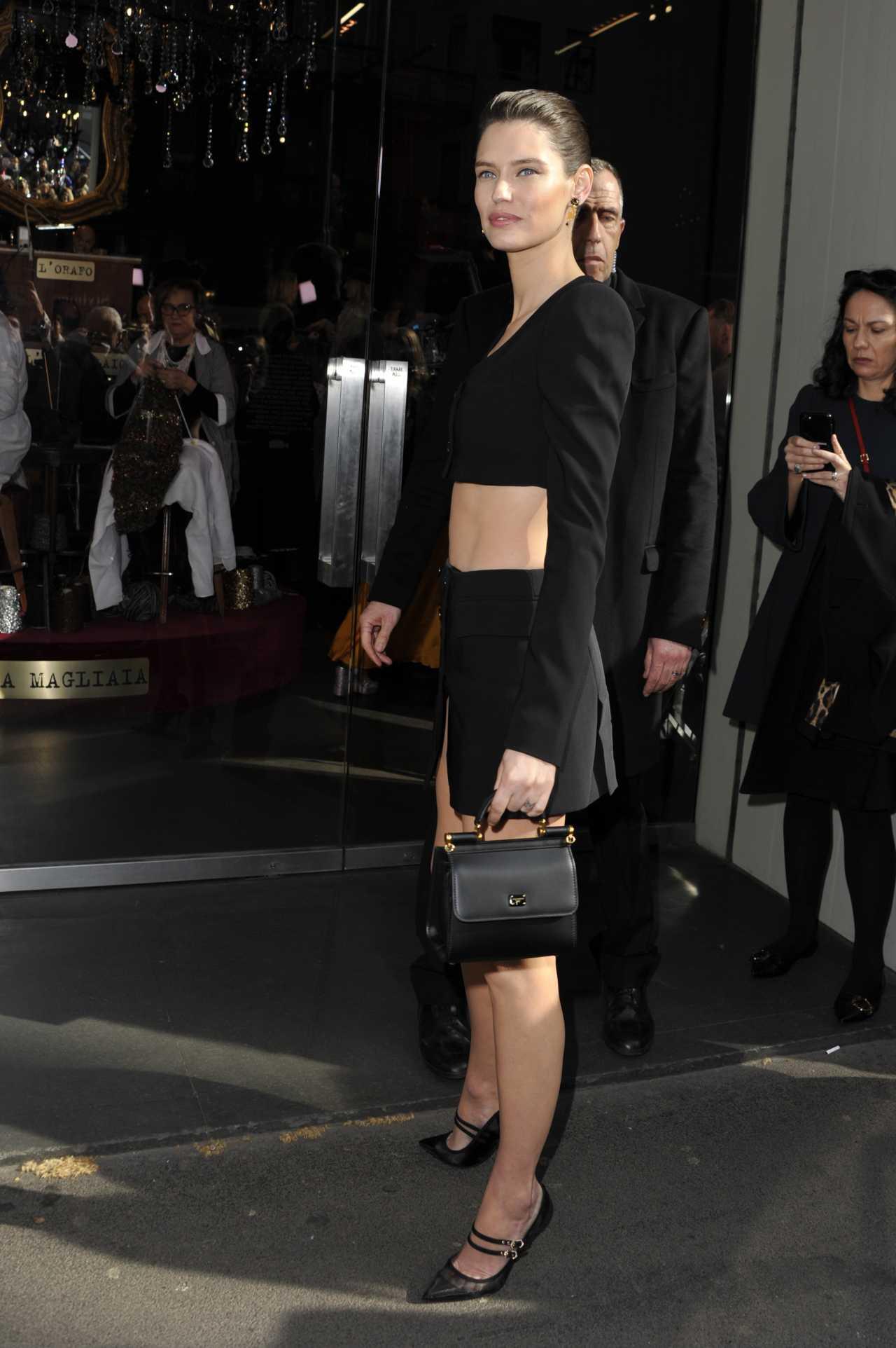 Bianca Balti 2020 : Bianca Balti – Spotted during Milan Fashion Week-05