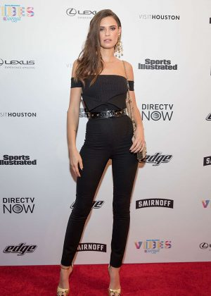 Bianca Balti - VIBES By Sports Illustrated Swimsuit 2017 Launch Festival Day 2 in Houston