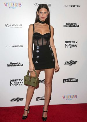 Bianca Balti - VIBES By Sports Illustrated Swimsuit 2017 Launch in Houston