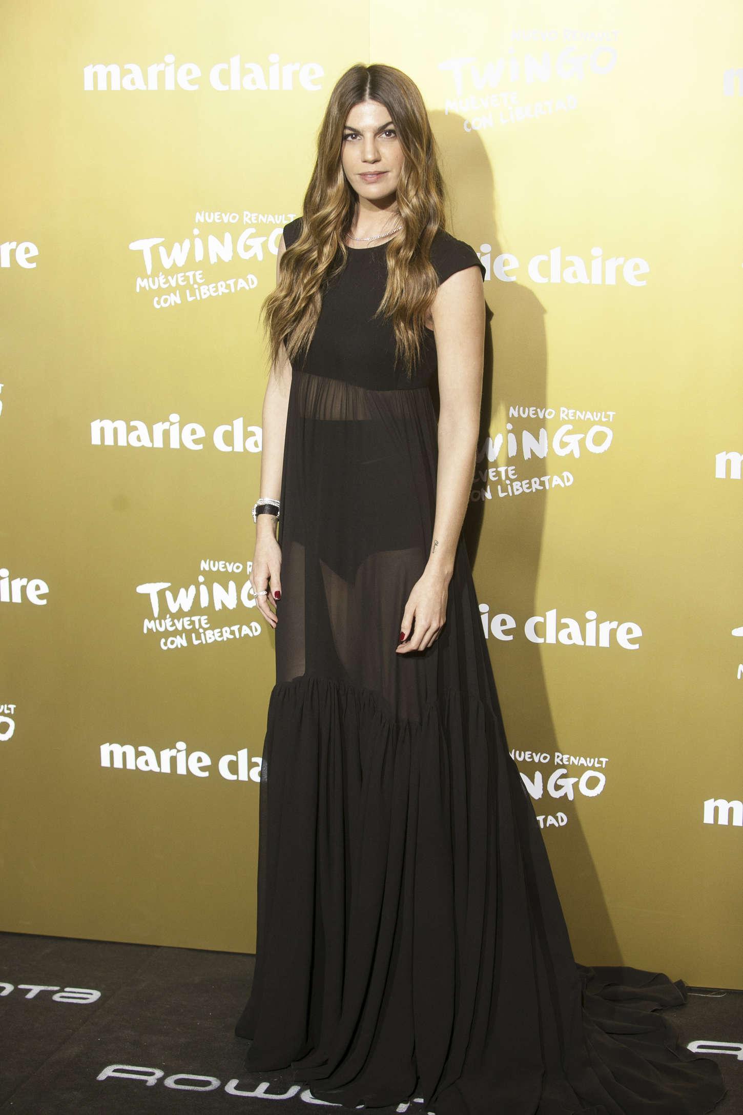 Bianca Brandolini 2015 : Bianca Brandolini: 2015 Marie Claire Prix de la Moda -03