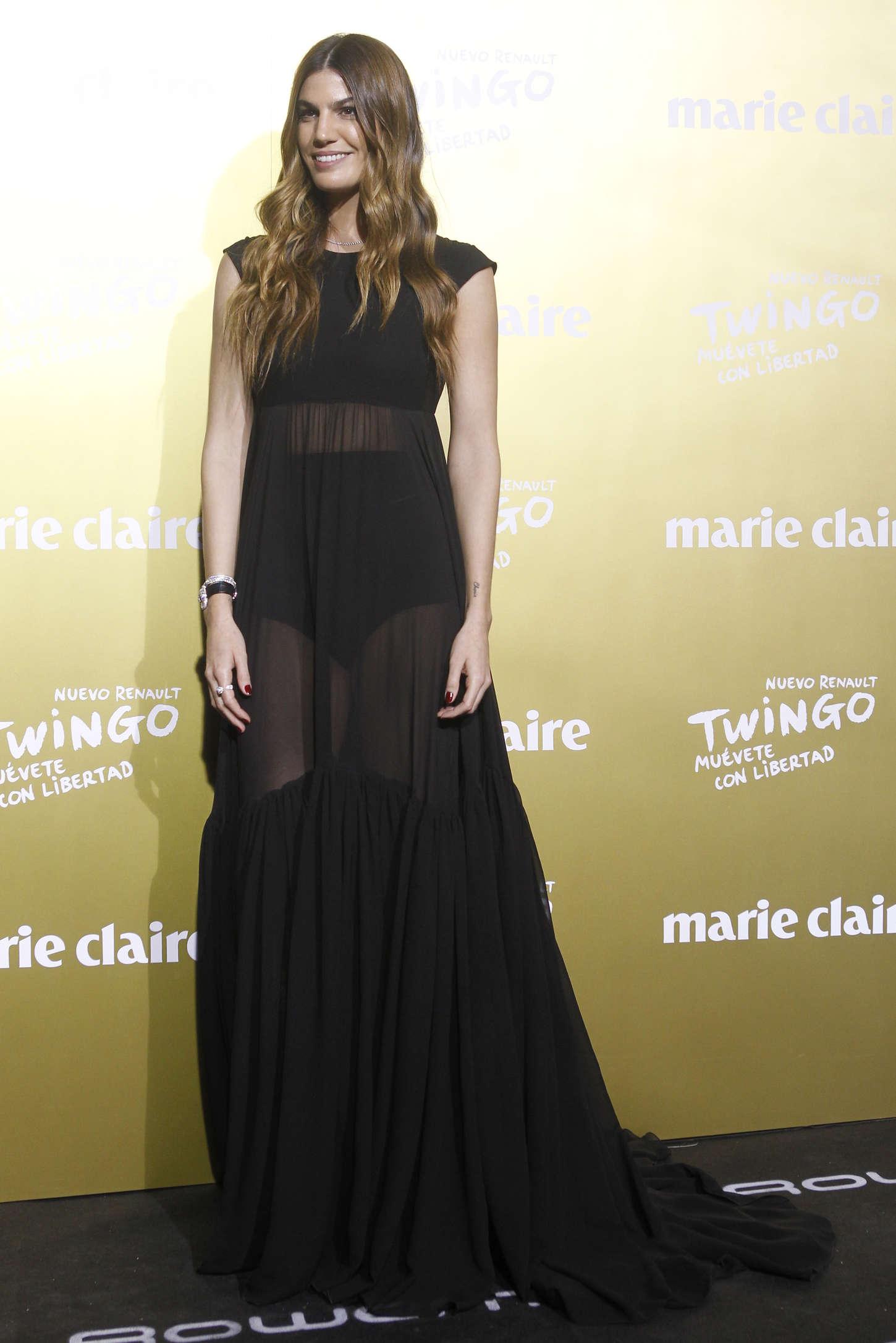 Bianca Brandolini 2015 : Bianca Brandolini: 2015 Marie Claire Prix de la Moda -06