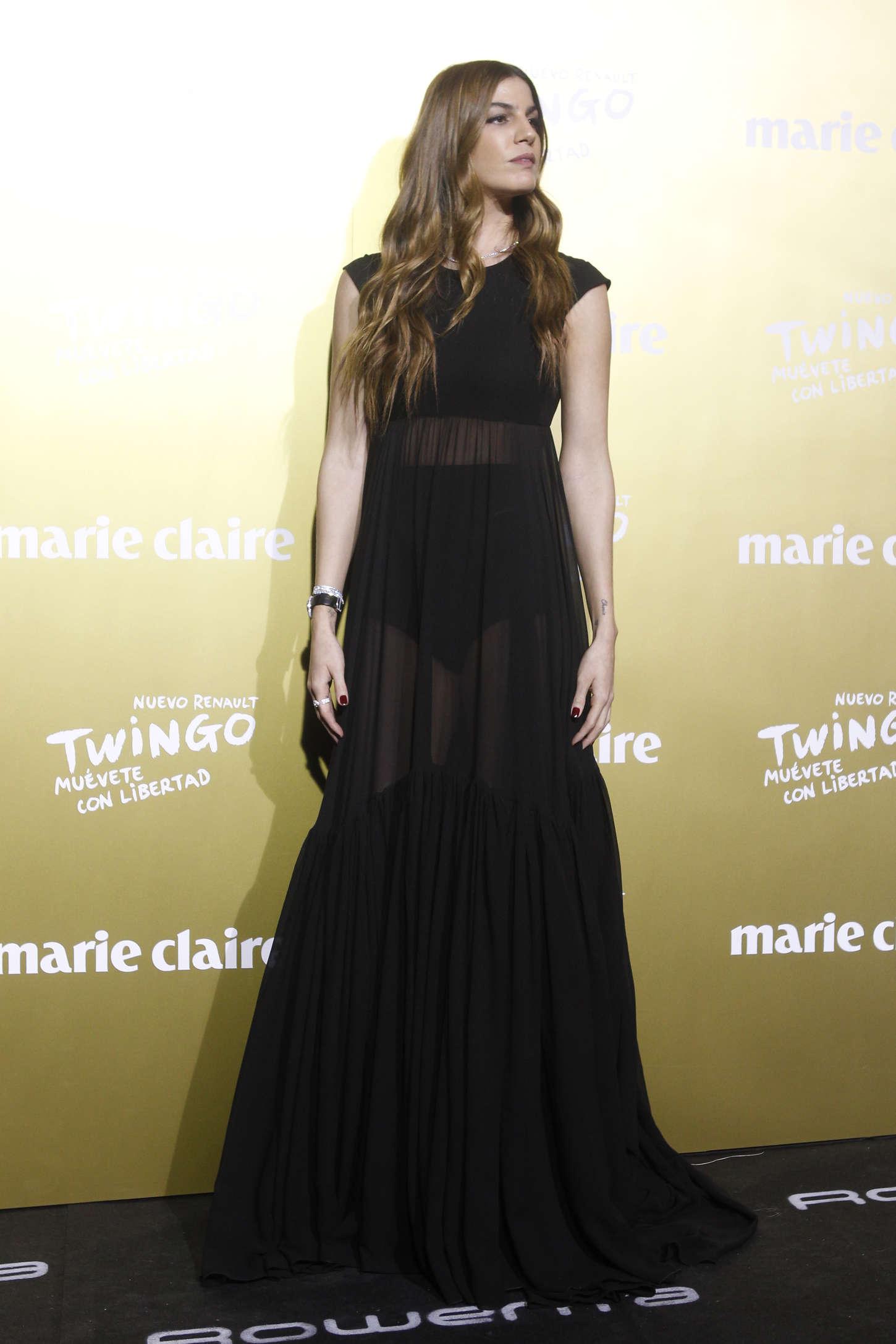 Bianca Brandolini 2015 : Bianca Brandolini: 2015 Marie Claire Prix de la Moda -08