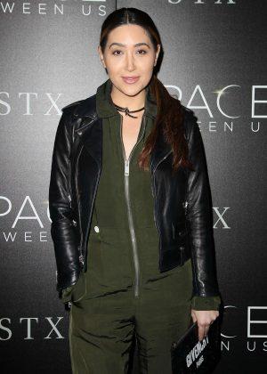 Bianca Espada - 'The Space Between Us' Premiere in New York