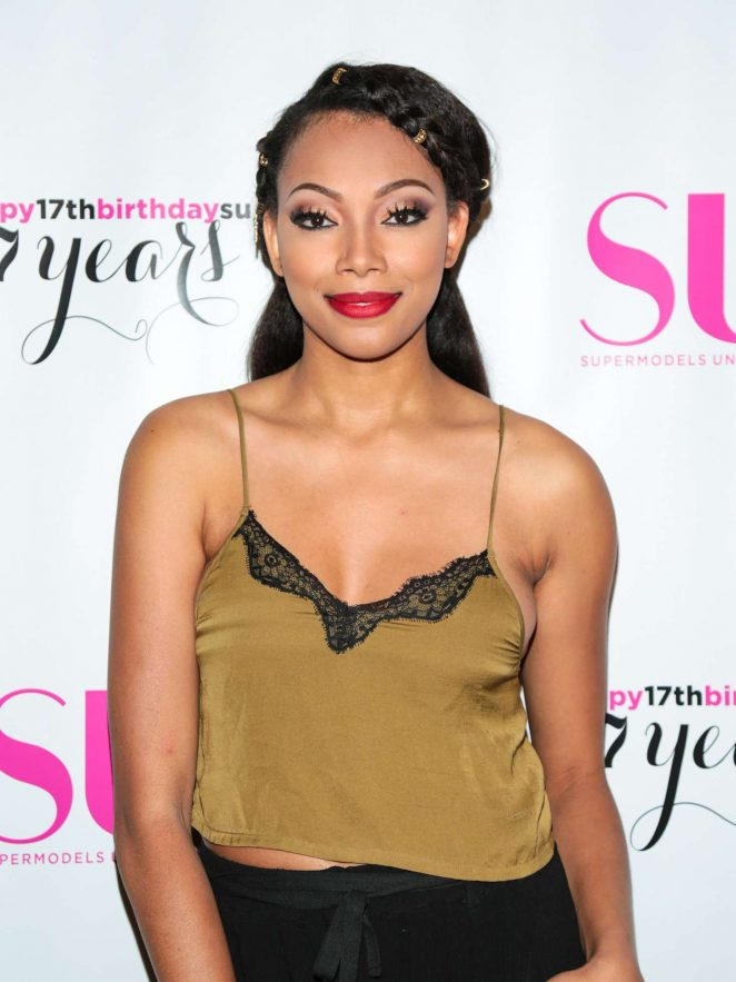 Bianca Golden - SU Magazine's 17th Anniversary Celebration in Hollywood