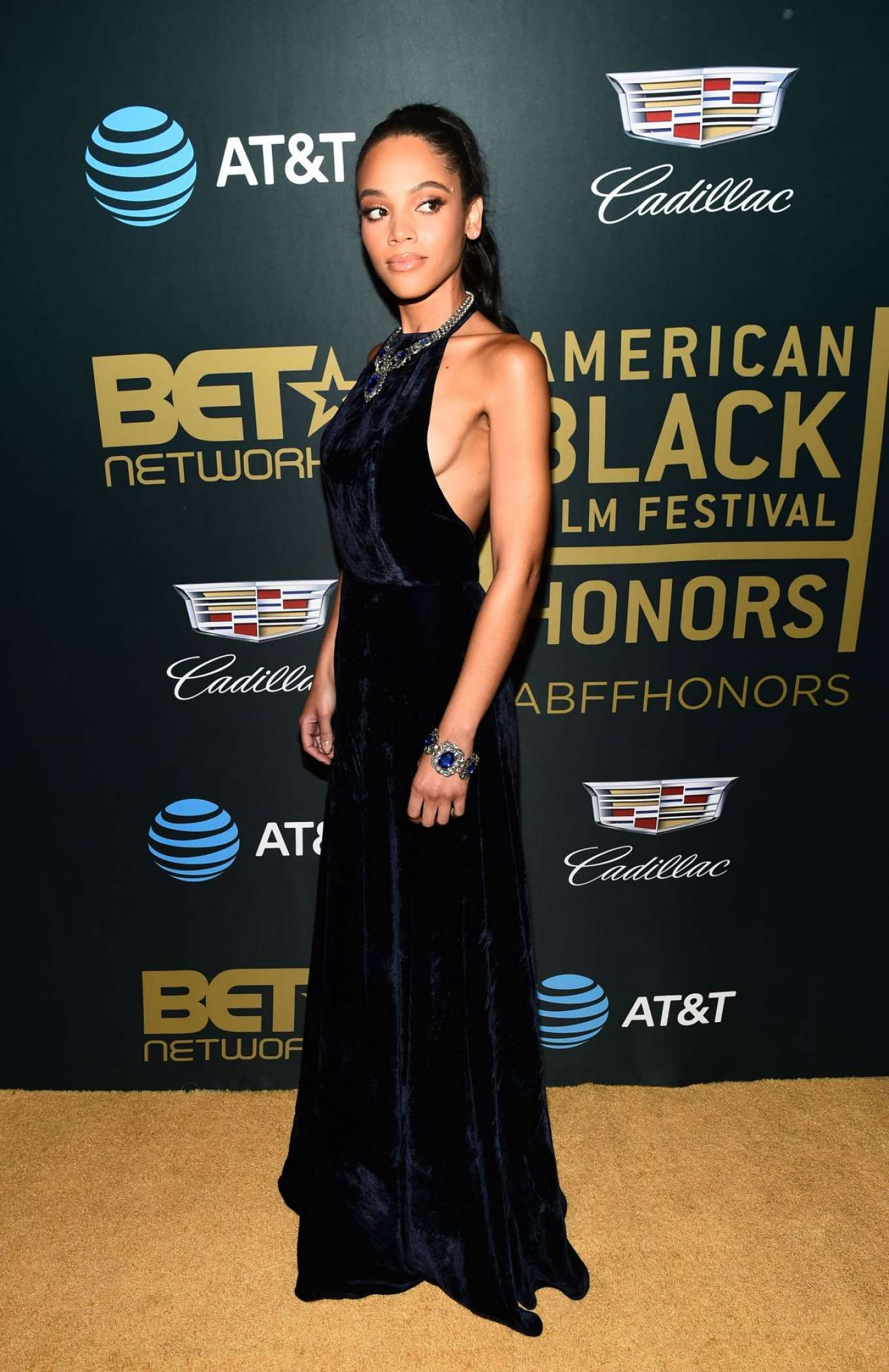Bianca Lawson - 2018 American Black Film Festival in Los Angeles